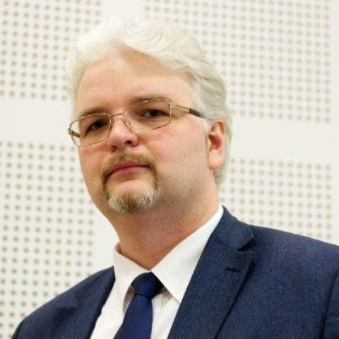 Dr. Mykola GNATOVSKYY