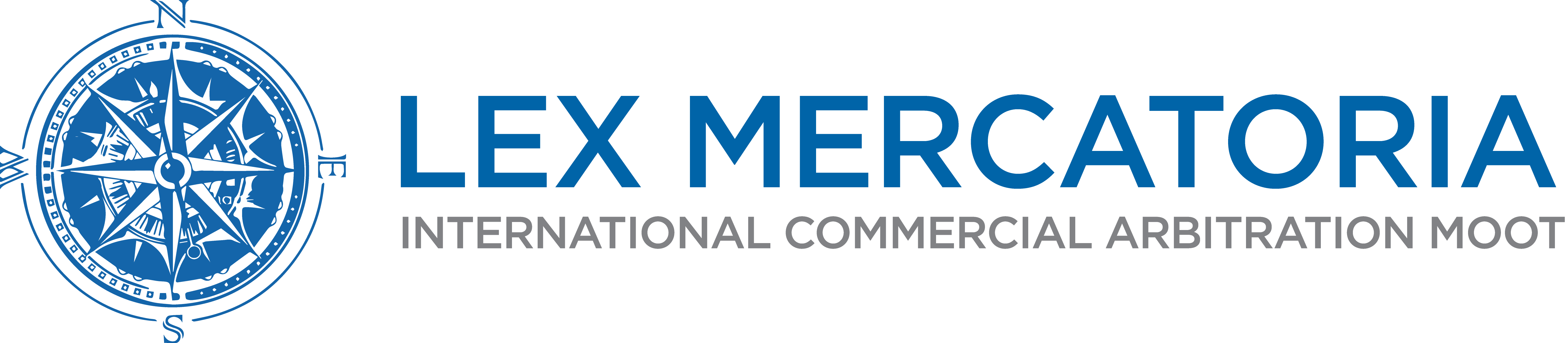 Lex Mercatoria Moot (official Logo)